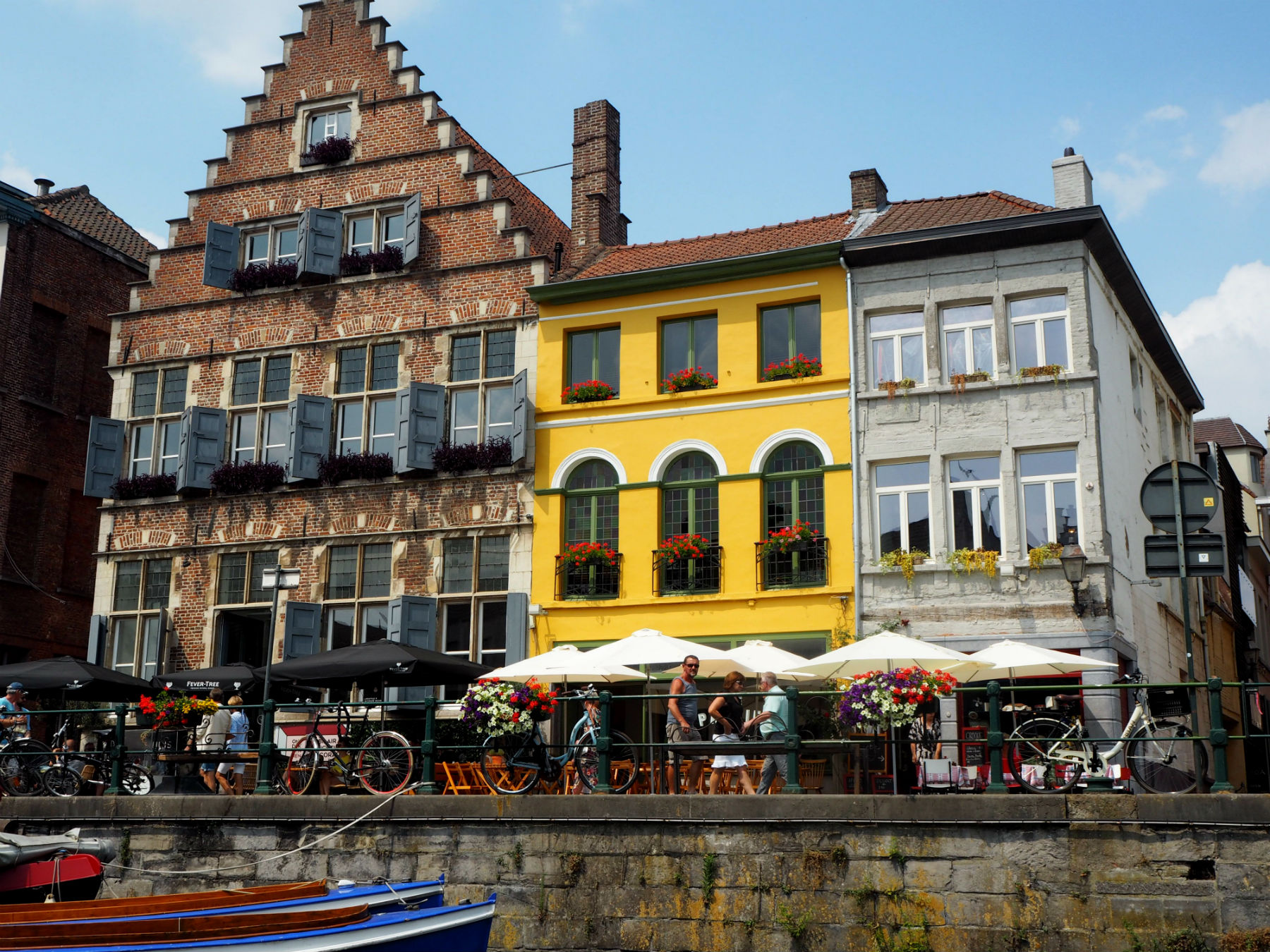 Beautiful buildings in Ghent | Ghent travel | Ghent itinerary | Things to do in Ghent | What to see in Ghent | Ghent sights | Ghent Belgium |
