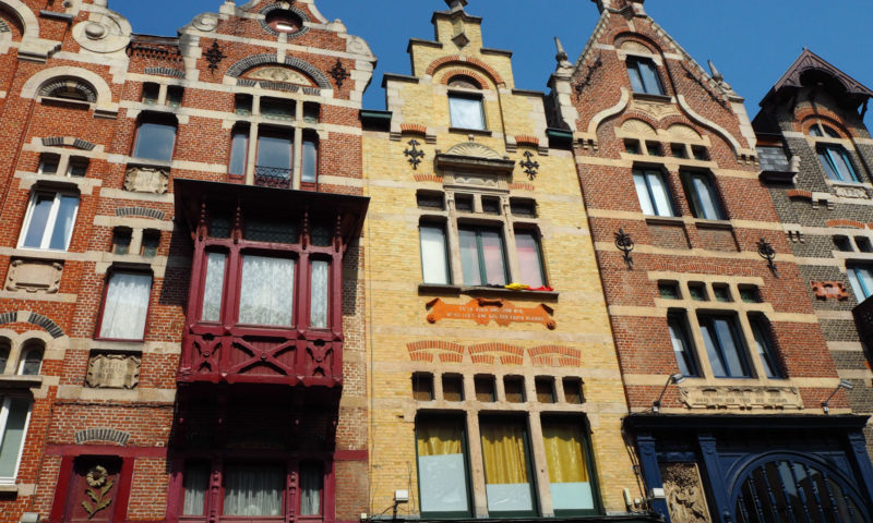 Old buildings in Ghent, Belgium | Ghent travel | Ghent Belgium | Things to do in Ghent | Things to see in Ghent | Ghent itinerary |