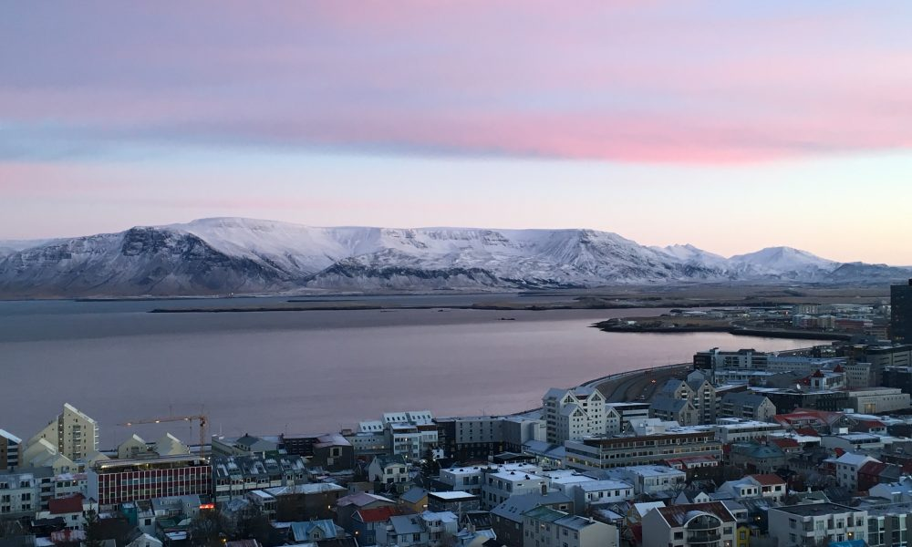 Why you should visit Iceland in the winter.